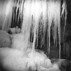 Icicles  by Sue Jenkins